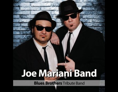 OFFICIAL RISUONI 2018 – JOE MARIANI BAND (Blues Brothers Tribute Band)